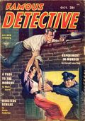 Famous Detective (1949-1956 Columbia Publications) Pulp Vol. 14 #3