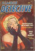 Famous Detective (1949-1956 Columbia Publications) Pulp Vol. 14 #5