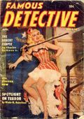 Famous Detective (1949-1956 Columbia Publications) Pulp Vol. 14 #6