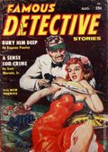 Famous Detective (1949-1956 Columbia Publications) Pulp Vol. 15 #2