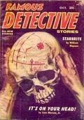 Famous Detective (1949-1956 Columbia Publications) Pulp Vol. 15 #3