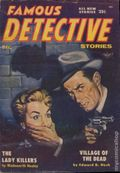 Famous Detective (1949-1956 Columbia Publications) Pulp Vol. 15 #4