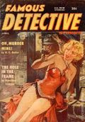 Famous Detective (1949-1956 Columbia Publications) Pulp Vol. 15 #6