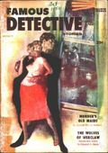 Famous Detective (1949-1956 Columbia Publications) Pulp Vol. 16 #3