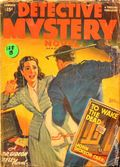 Detective Mystery Novel Magazine (1947-1949 Standard) Pulp Vol. 27 #1