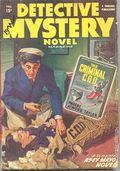 Detective Mystery Novel Magazine (1947-1949 Standard) Pulp Vol. 27 #2