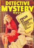 Detective Mystery Novel Magazine (1947-1949 Standard) Pulp Vol. 27 #3