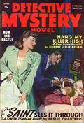 Detective Mystery Novel Magazine (1947-1949 Standard) Pulp Vol. 28 #1