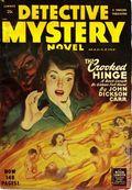 Detective Mystery Novel Magazine (1947-1949 Standard) Pulp Vol. 28 #2
