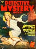 Detective Mystery Novel Magazine (1947-1949 Standard) Pulp Vol. 29 #1