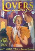Lovers Magazine (1933-1934 Popular Publications) Pulp Vol. 1 #3