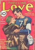 Thrilling Love (1931-1955 Metropolitan-Standard) Pulp Vol. 8 #2