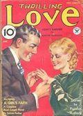 Thrilling Love (1931-1955 Metropolitan-Standard) Pulp Vol. 10 #2