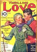 Thrilling Love (1931-1955 Metropolitan-Standard) Pulp Vol. 13 #2