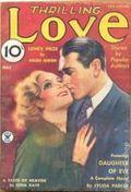 Thrilling Love (1931-1955 Metropolitan-Standard) Pulp Vol. 14 #1