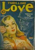 Thrilling Love (1931-1955 Metropolitan-Standard) Pulp Vol. 50 #2