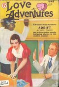 Love Adventures (1933-1934 Clayton Magazines) Pulp Vol. 1 #3
