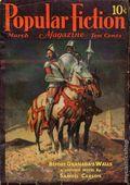 Popular Fiction (1931-1932 Metropolitan) Pulp Vol. 3 #1