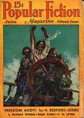 Popular Fiction (1931-1932 Metropolitan) Pulp Vol. 3 #3