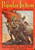 Popular Fiction (1931-1932 Metropolitan) Pulp Vol. 3 #4