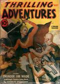 Thrilling Adventures (1931-1943 Standard) Pulp Vol. 37 #2B