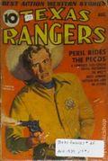 Texas Rangers (1936-1958 Standard) Pulp Vol. 9 #1