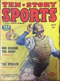 Ten Story Sports (1952-1957 Columbia) Pulp 2nd Series Vol. 6 #2