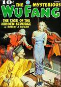 Mysterious Wu Fang (1935-1936 Popular Publications) Pulp Vol. 2 #3