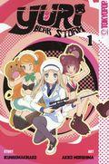Yuri Bear Storm GN (2019 A Tokyopop Digest) 1-1ST