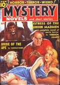 Mystery Novels and Short Stories (1939-1941 Double-Action) Pulp Vol. 1 #4
