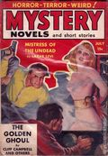 Mystery Novels and Short Stories (1939-1941 Double-Action) Pulp Vol. 1 #6