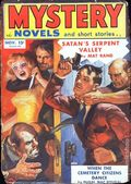 Mystery Novels and Short Stories (1939-1941 Double-Action) Pulp Vol. 2 #1