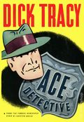 Dick Tracy Ace Detective HC (1943 Whitman) 1-1ST