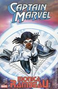Captain Marvel Monica Rambeau TPB (2019 Marvel) 1-1ST