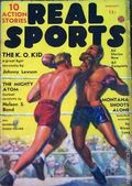 Real Sports (1938-1948 Western Fiction/Interstate) Pulp Vol. 1 #2