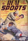 Real Sports (1938-1948 Western Fiction/Interstate) Pulp Vol. 1 #4