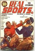 Real Sports (1938-1948 Western Fiction/Interstate) Pulp Vol. 1 #5