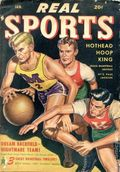 Real Sports (1938-1948 Western Fiction/Interstate) Pulp Vol. 1 #8