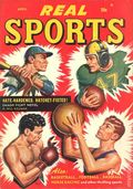 Real Sports (1938-1948 Western Fiction/Interstate) Pulp Vol. 1 #9