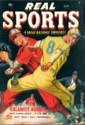 Real Sports (1938-1948 Western Fiction/Interstate) Pulp Vol. 1 #10