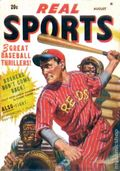 Real Sports (1938-1948 Western Fiction/Interstate) Pulp Vol. 1 #11