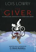 Giver HC (2019 Houghton Mifflin) The Graphic Novel Adaptation 1-1ST