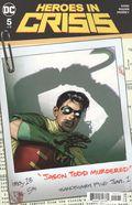 Heroes in Crisis (2018 DC) 5B