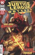 Justice League Odyssey (2018 DC) 5A