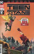 Teen Titans (2019) Annual 1