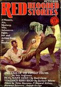 Red-Blooded Stories (1928-1929 MacFadden) Pulp Vol. 1 #1