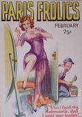 Paris Frolics (1931-1932 King Publishing) Pulp Vol. 4 #4