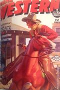 Real Western (1935-1960 Columbia Publications) Pulp Vol. 3 #5