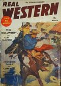 Real Western (1935-1960 Columbia Publications) Pulp Vol. 5 #1