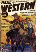 Real Western (1935-1960 Columbia Publications) Pulp Vol. 5 #4